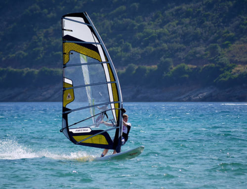 ¡Esto es windsurf!