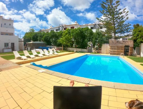 Summer time Home Office