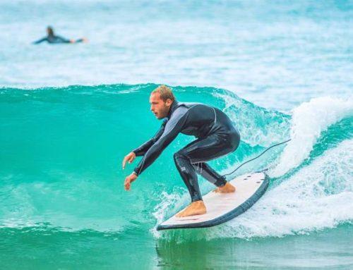 La historia del surf