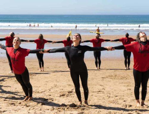 El cuello de surfista, una incómoda lesión en el surf