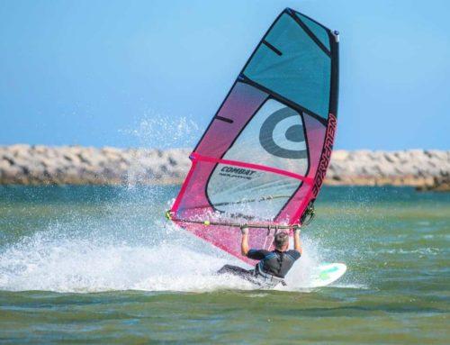 Historia del windsurf: origen y evolución